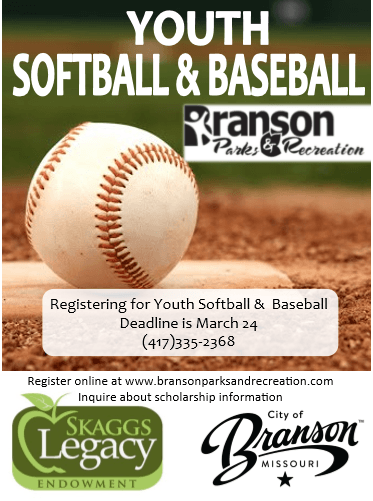 Youth Baseball and Softball